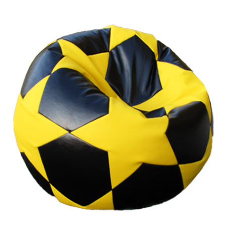 Football BIG STAR Black&Yelow
